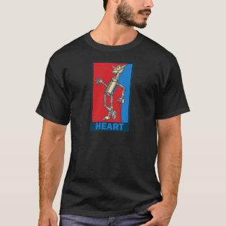 Denslows Zauberer von Oz: Herz T-Shirt