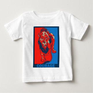 Denslows Zauberer von Oz:: Mut Baby T-shirt