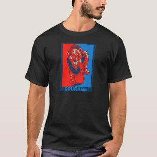 Denslows Zauberer von Oz:: Mut T-Shirt