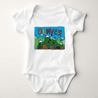 Denver-Baby-Anzug Baby Strampler