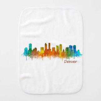 Denver Colorado City Skyline v02 Spucktuch