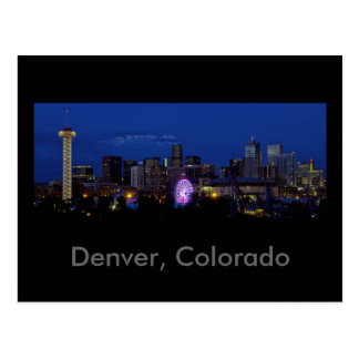 Denver, Colorado Postkarten
