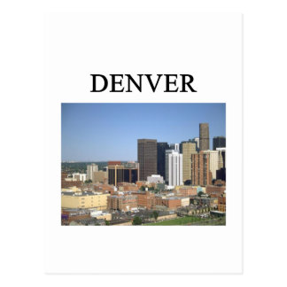 DENVER colordo Postkarte