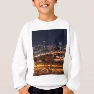 Denver-NachtSkyline Sweatshirt