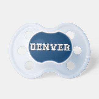 Denver Schnuller