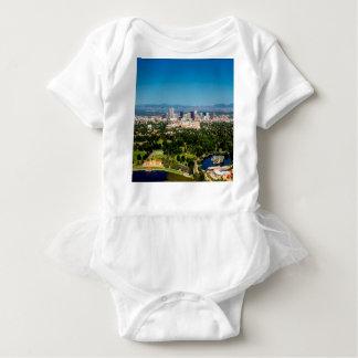 Denver-Skyline Baby Strampler