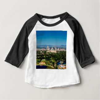 Denver-Skyline Baby T-shirt