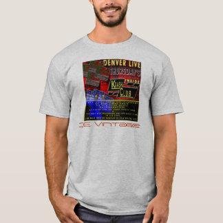 Denverlivekopie, CER Vintag T-Shirt