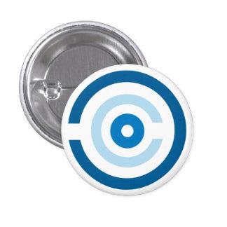 DePaul städtisches Forscher-Button Runder Button 3,2 Cm