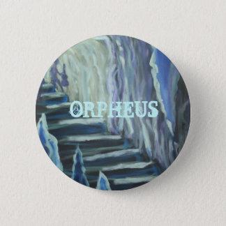 Der Abfall von Orpheus Runder Button 5,7 Cm