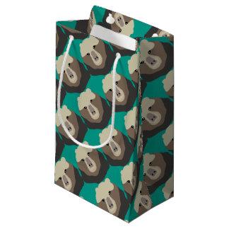 Der Affe gerochene Bär Kleine Geschenktüte