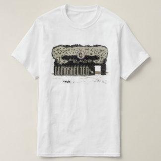 Der Affe-Nebenaufführungvorlagenkunst der Schlange T-Shirt