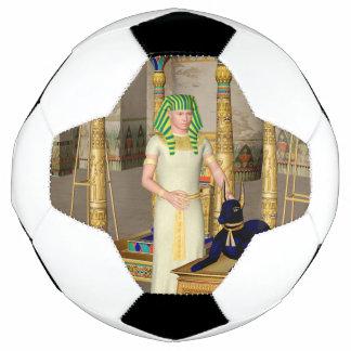 Der ägyptische Gott, Anubis Fußball
