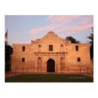 Der Alamo-Auftrag am modernen Tag San Antonio, 2 Postkarte