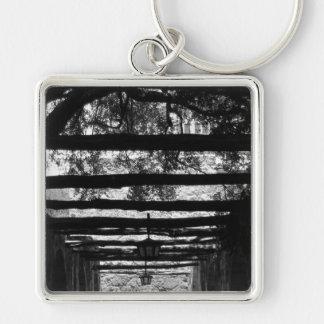 Der Alamo-Korridor Schlüsselanhänger