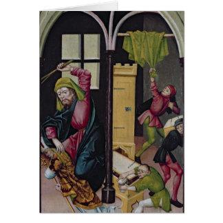 Der Altarpiece von Sankt Nikolaus Karte