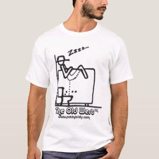 Der alte grundlegende WestT - Shirt