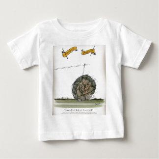 der älteste Fußball der Welt Baby T-shirt