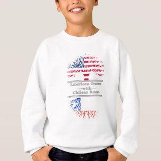 Der Amerikaner, der mit Chilenen gewachsen wird, Sweatshirt