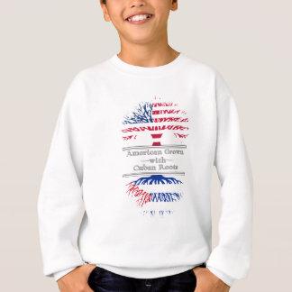 Der Amerikaner, der mit Kubaner gewachsen wird, Sweatshirt