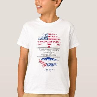 Der Amerikaner, der mit Kubaner gewachsen wird, T-Shirt