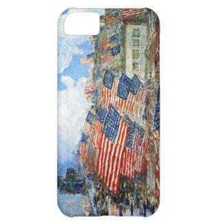 Der amerikanische Unabhängigkeitstag iPhone 5C Hülle