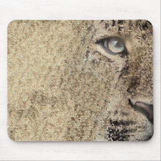 Der amur-Leopard Mousepad
