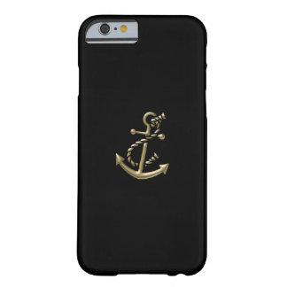 Der Anker-Marine-Themenorientiertes Barely There iPhone 6 Hülle