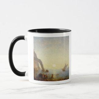 Der Anruf der Sirenen (Öl auf Leinwand) Tasse