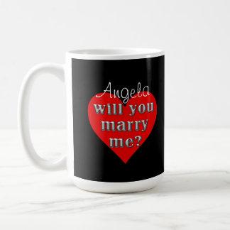 Der Antrag Kaffeetasse