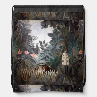 Der äquatoriale Dschungel Turnbeutel