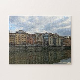 Der Arno-Fluss Puzzle