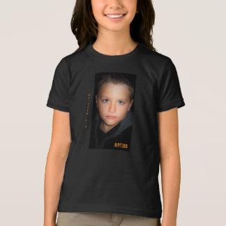 "Der Artiss ""N"" der Mädchen T - Shirt"
