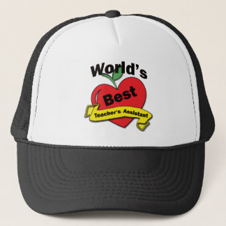 Der Assistent des besten Lehrers der Welt Truckerkappe