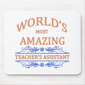 Der Assistent des Lehrers Mauspad