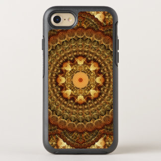 Der Astrologe-LabradorMandala OtterBox Symmetry iPhone 8/7 Hülle