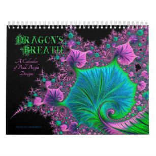 Der Atem-Kalender des Drachen Wandkalender