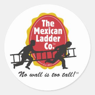 Der Aufkleber Mexican Ladder Company