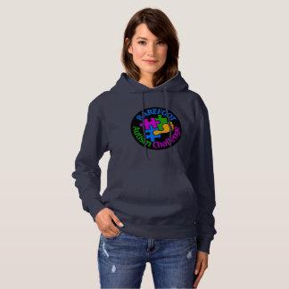 Der Autismus-Herausforderungs-Sweatshirt der Hoodie