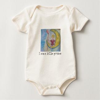 Der Baby-Prinz Baby Strampler