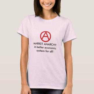 Der Babydoll besserer Frauen Lösung der T-Shirt