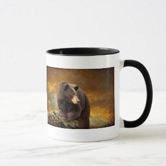 Der Bär ging über den Berg - Tasse hinaus