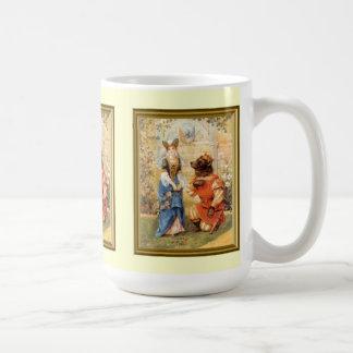 Der Bär und die Prinzessin Kaffeetasse