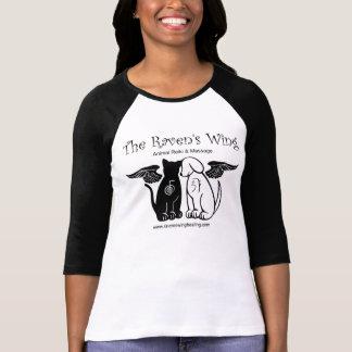 Der Baseball-T-Stück der Damen T-Shirt