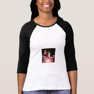 Der Baseball-T-Stück PS-Frauen T-Shirt