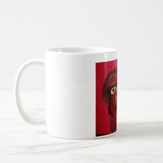 Der Bauer und der Gegenstand Kaffeetasse