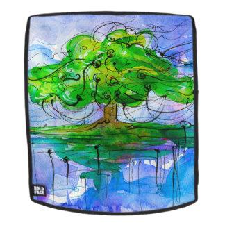 Der Baum des Lebens Rucksack