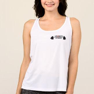 Der Behälter-Spitze der Str3ngth Fitness-Frauen Tank Top
