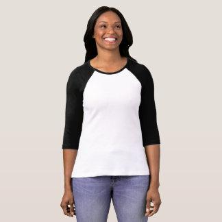 Der Bella der Frauen 3/4 Hülseraglan-T - Shirt