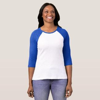 Der Bella der Frauen+Hülseraglan-T - Shirt-Schnitt T-Shirt
